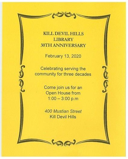 KDH Library 30th Anniversary Celebration