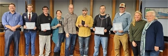 Community Appearance Award Winners and Runners-up