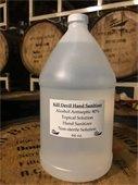 Outer Banks Distilling  sanitizer