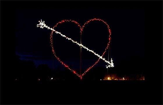 Heart at Aviation Park