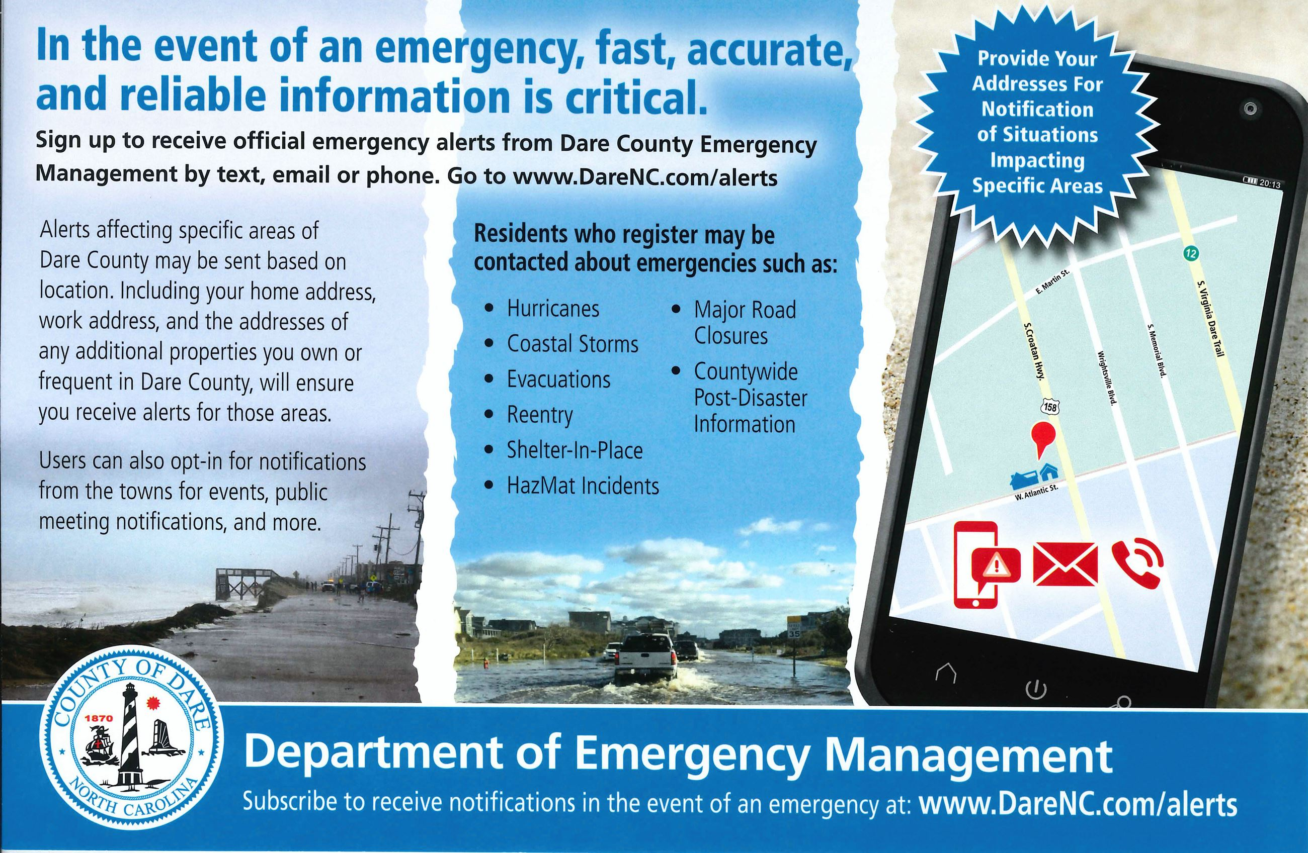 Dare County Emergency Management Information 2018_Page_2