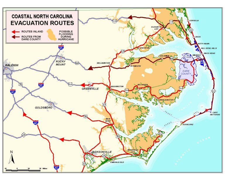 Evacuation Kill Devil Hills Nc Official Website