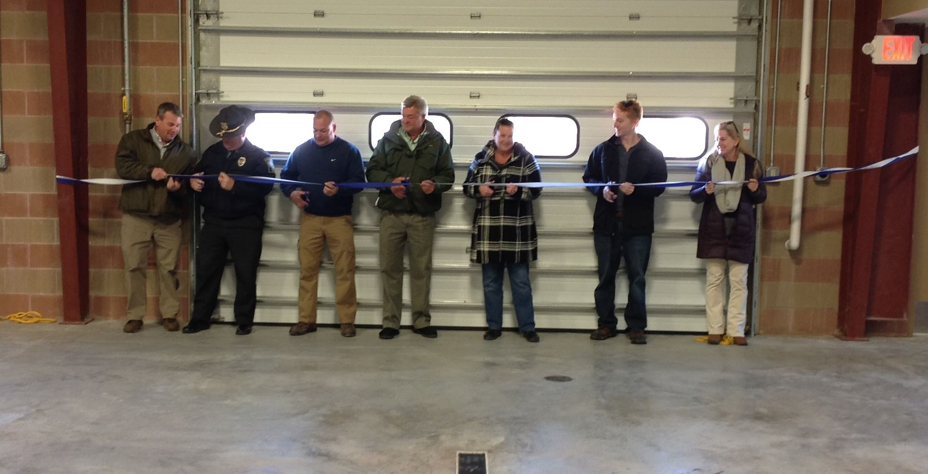 2.10.2017 KDH Phase II Ribbon Cutting Ceremony