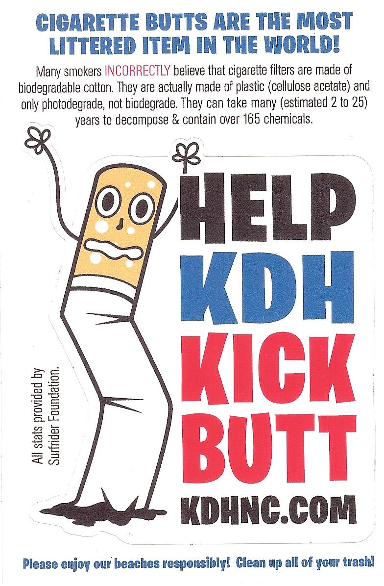 Kick Butts
