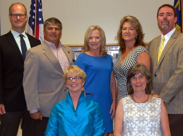 dare county board of education